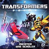 CD Transformers Prime - Folge 2- Meister und Schüler