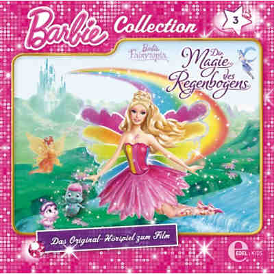 CD Barbie Collection 3 - Magie des Regenbogens