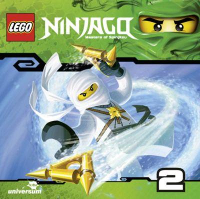 cd lego ninjago - das jahr der schlangen cd 2, lego ninjago   mytoys