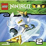 CD LEGO Ninjago - Das Jahr der Schlangen (CD 2)