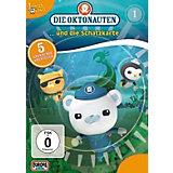 BLU-RAY Die Oktonauten 01 - ..und die Schatzkarte
