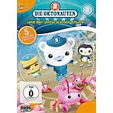 BLU-RAY Die Oktonauten 02 - ..und der Unterwassersturm