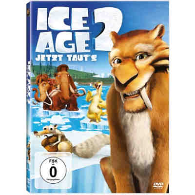 DVD Ice Age 2 -  - Jetzt taut's