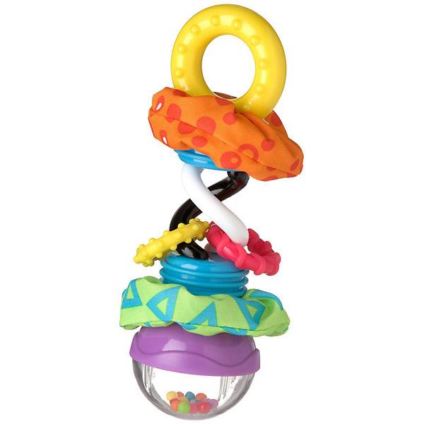 Игрушка-погремушка с прорезывателем Playgro