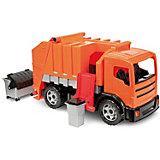 Starke Riesen Müllwagen Actros mit Aufkleber - 65 cm lang