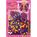 "Large bead kit blister ""Butterfly"""