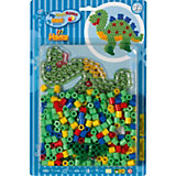 "Large bead kit blister ""Dinosaur"""