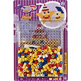"""Large bead kit blister """"Moon and Star"""""""