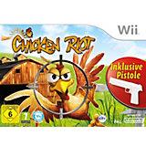 Wii Chicken Riot Bundle (inkl. Pistole)