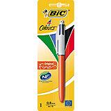 BIC Ручка 4 Колорс классик в блистере