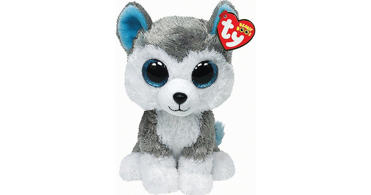 Beanie Boo Hund Slush, 15 cm