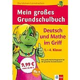 Mein großes Grundschulbuch Deutsch und Mathe im Griff, Sammelband