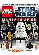 LEGO Star Wars Minifiguren, Das große Stickerbuch