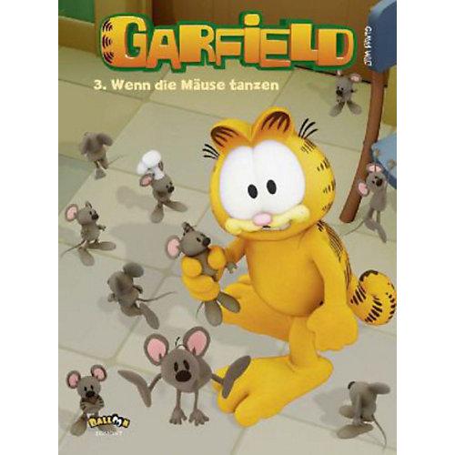 Buch - Garfield: Wenn die Mäuse tanzen