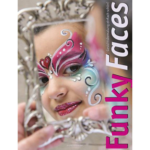 Buch - Funky Faces