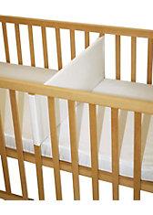 Bettverkleinerer für Kinderbetten 70 x 140 cm, weiß