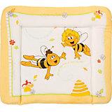 Wickelauflage Soft, Biene Maja, 85 x 75 cm