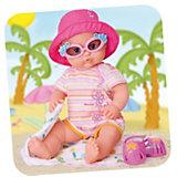 NENUCO Babypuppe Summertime, 42 cm
