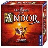 KENNERSPIEL DES JAHRES 2013 Die Legenden von Andor