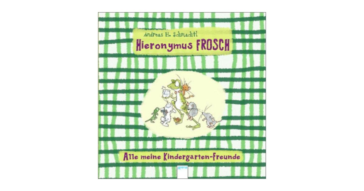 Buch - Hieronymus Frosch