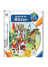 tiptoi®: WWW Entdecke die Ritter