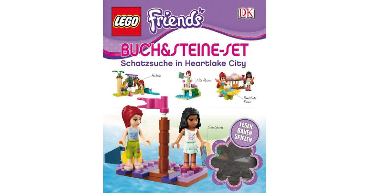 Buch - LEGO Friends: m. Steine-Set (94 LEGO Elemente u. 2 Figuren)