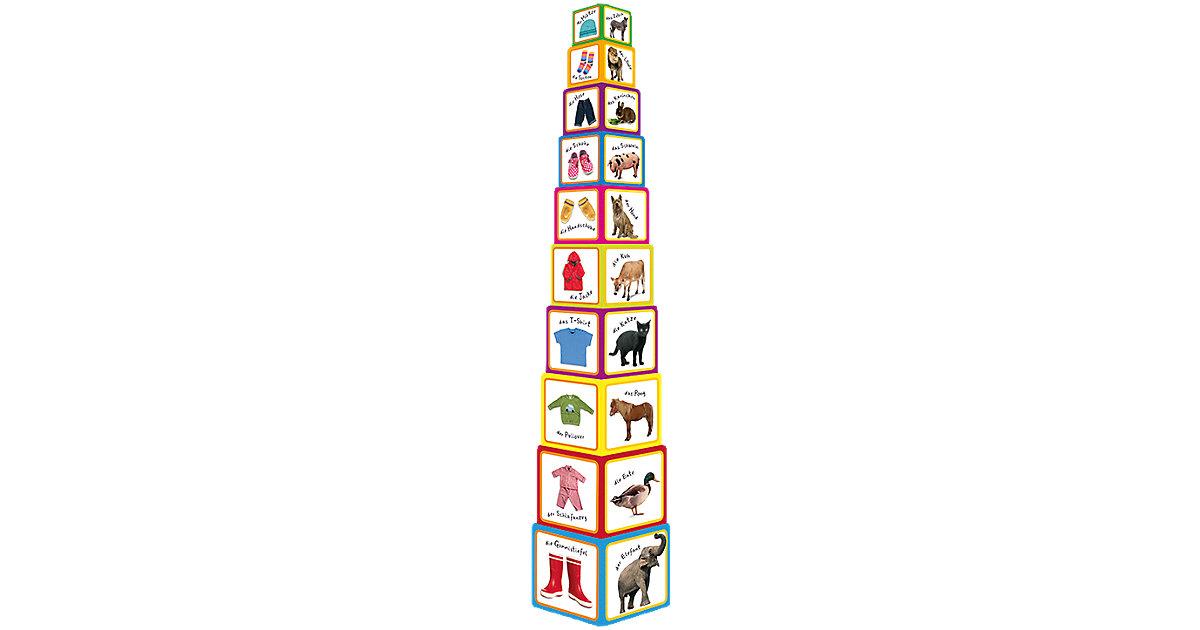 Buch - Erstes Lernen: Stapelwürfel Wörter