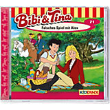 CD Bibi & Tina 71 - Falsches Spiel mit Alex