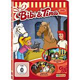 DVD Bibi & Tina - Das zottelige Trio/ Trubel in der Wolfsschlucht