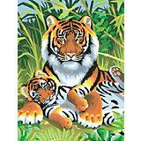 KSG Malen nach Zahlen Masterpiece Tiger