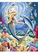 KSG Malen nach Zahlen Masterpiece Meerjungfrau