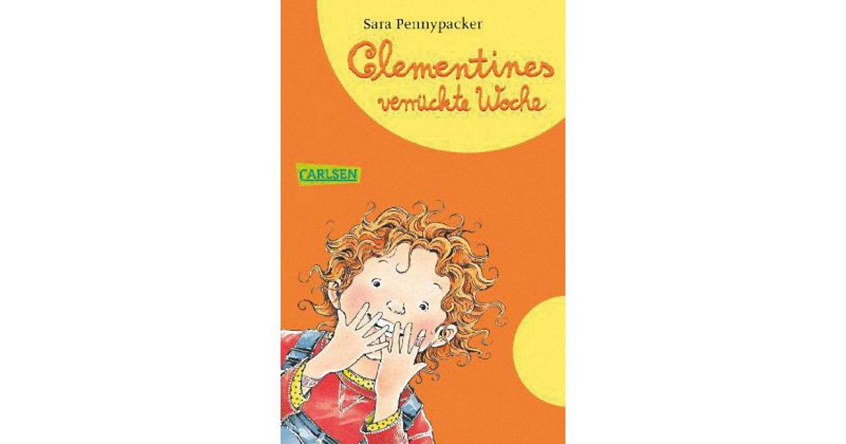 Buch - Clementines verrückte Woche