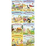 Pixi Bücher: Meine Sticker-Pixis, 8 Hefte