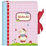 Kleines Foto-Einsteckalbum: Ich bin da! Baby-Glück Lämmchen