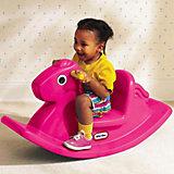 Little tikes Игрушка-качалка Лошадка розовая