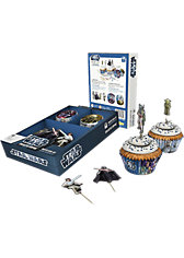 Muffin Deko-Set Galactic Empire 48-tlg.