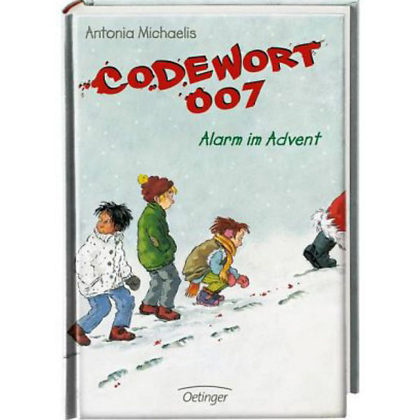 Codewort 007: Alarm im Advent
