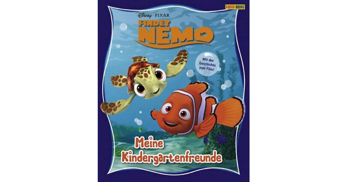 Buch - Disney Findet Nemo: Kindergartenfreundebuch