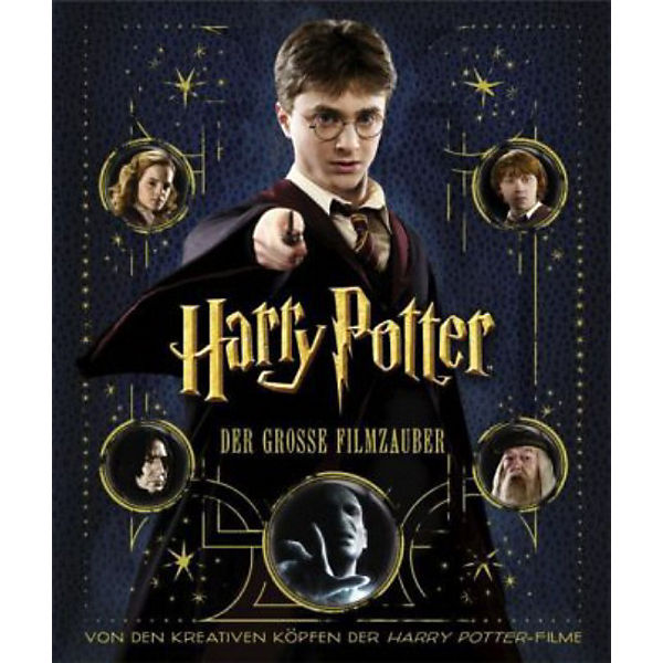 harry potter der gro e filmzauber brian sibley mytoys. Black Bedroom Furniture Sets. Home Design Ideas