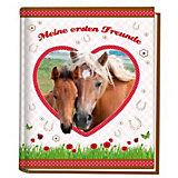Pferde, Kindergartenfreundebuch