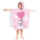 Badeponcho Hello Kitty, 60 x 120 cm