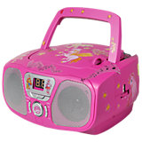 CD-Player mit Radio CD 46 Kids pink