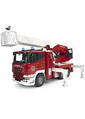BRUDER 03590 Scania R-Serie Feuerwehr