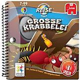 SmartGames Reisespiel - Große Krabbelei