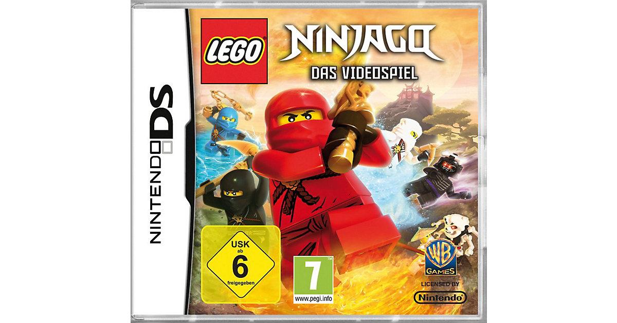 NDS LEGO Ninjago