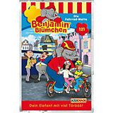 MC Benjamin Blümchen 121 - Die Fahrrad Wette