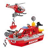 Ecoiffier Конструктор Спасательный катер, 37 предметов