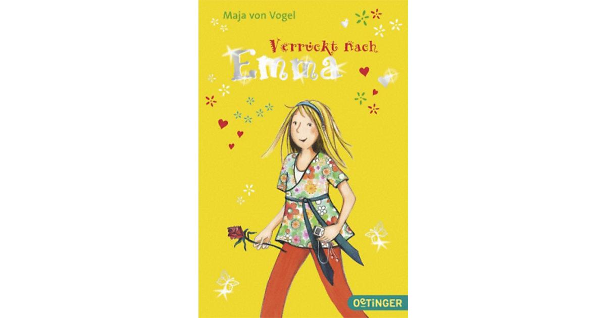 Buch - Verrückt nach Emma
