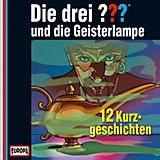 CD Die drei ??? - und die Geisterlampe (Special Edition)