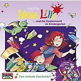 CD Hexe Lilli - und die Zauber Nacht im Kindergarten